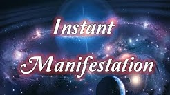 Instant Manifestation - Amazing Tips to Manifest FAST - Law of Attraction (new)
