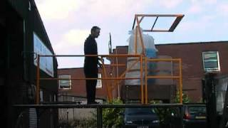 DRB Safety Barriers Model 12 - Video 3