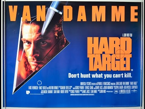 Hard Target (1993) Movie Review - One of My Favorite Films of All Time