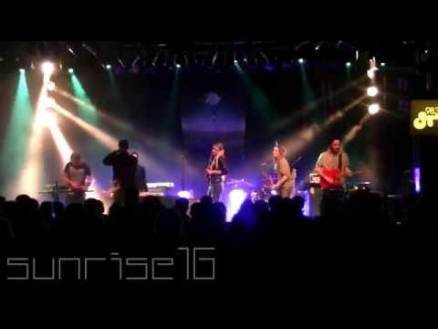 sunrise16 - live support Andy Allo @Wuk/vienna nov.2013
