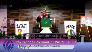 7/4/2021 Sunday Morning Worship at St. John's MCC