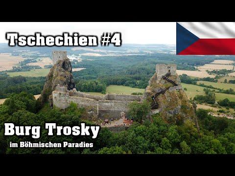 burg-trosky-|-burgruine-im-böhmischen-paradies-|-vlog-|-tschechien-#4