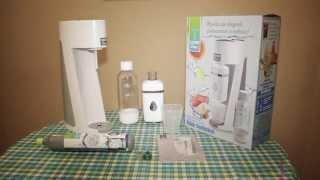 Сифон для газирования воды дома HOME BAR Elixir Evolution(, 2014-09-03T10:02:07.000Z)