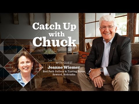 Catch Up With Chuck | Episode 27 | Rural Opportunities for the Creative Class