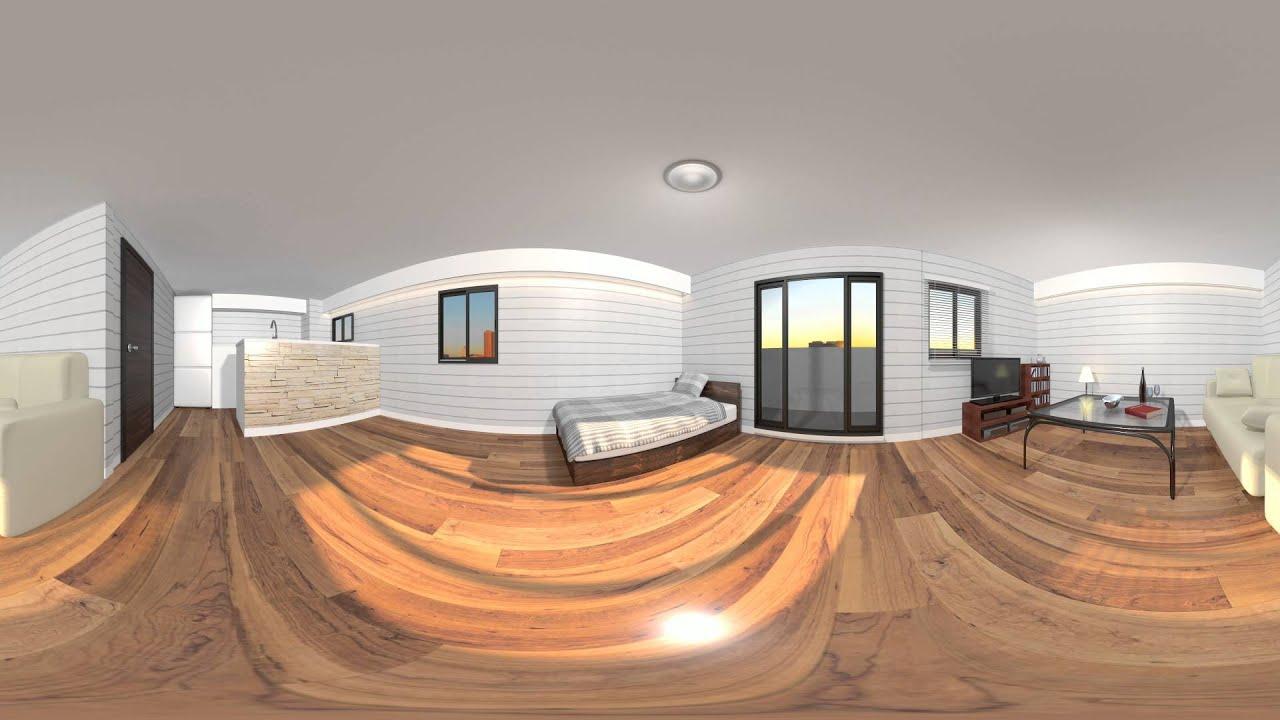 Panorama 360 Room 4k Youtube