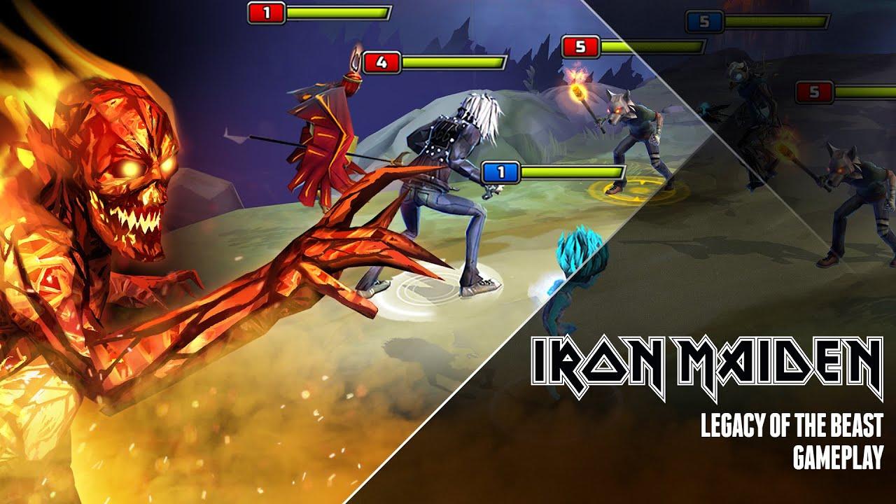 Iron Maiden Piece Of Mind Wallpaper