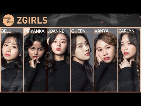 Z-GIRLS, Assemble! : Members Profile