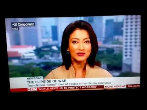 Marc's BBC Live interview - Flipside of War
