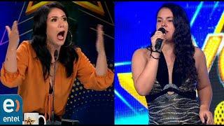 Imitadora de Shakira sorprendió al jurado de Yo Soy con dos conocidos temas
