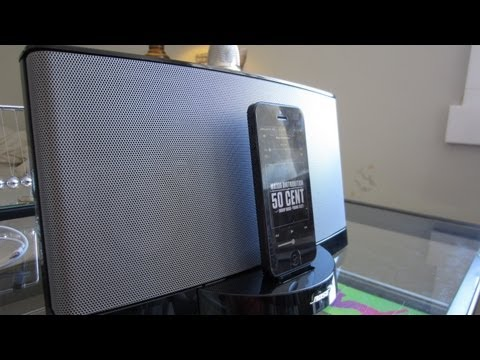 Bose SoundDock Series 3 Review