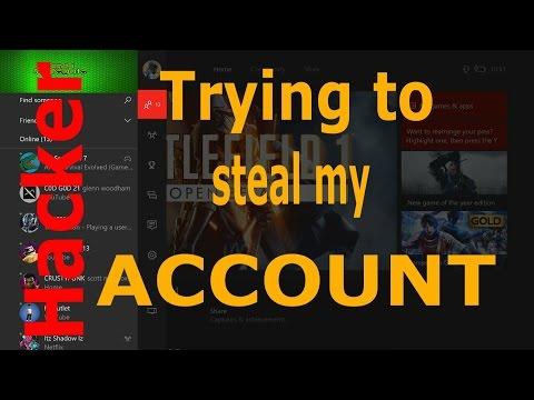 Hacker trying to steal my xboxlive account with full conversation