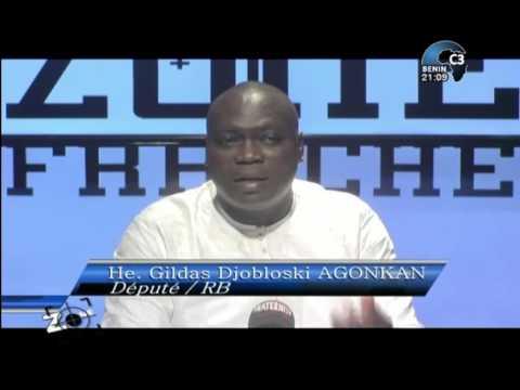 Canal 3 Benin @Zone franche du 05/03/2017 Gildas AGONKAN