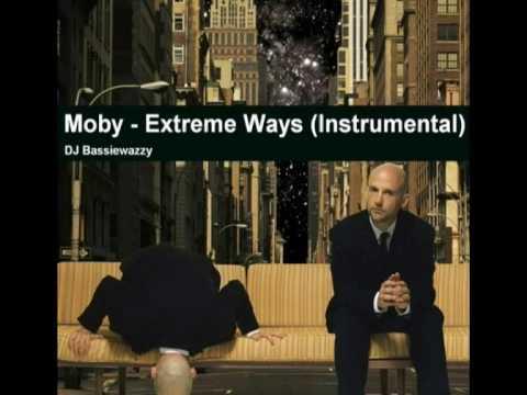 Moby - Extreme Ways (Instrumental)