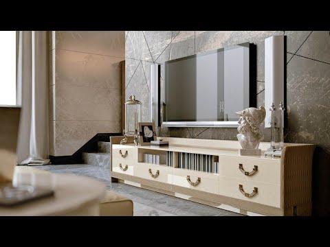 TV unit design ideas 2020 new collection | Modern TV Cupboard design photos