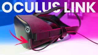 Oculus Link Gameplay - What To Expect & Prepare!