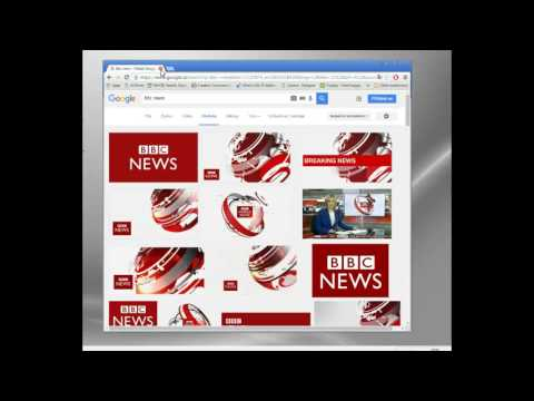 BBC World News Streaming Abroad
