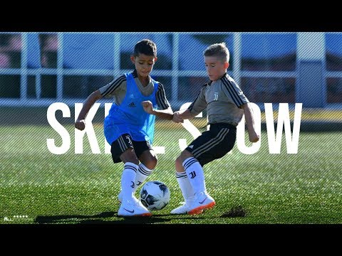 Kids in Football 2019 - Skills & Goals | HD