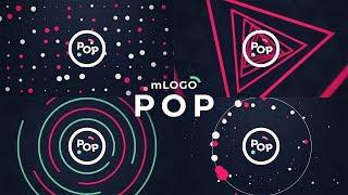 mLogo POP - FCPX Plugin
