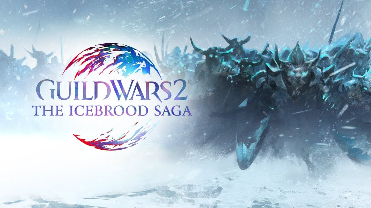 Guild Wars 2 Review 2020.Guild Wars 2 Living World The Icebrood Saga Announce Trailer