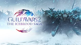 Guild Wars 2 Living World: The Icebrood Saga Announce Trailer