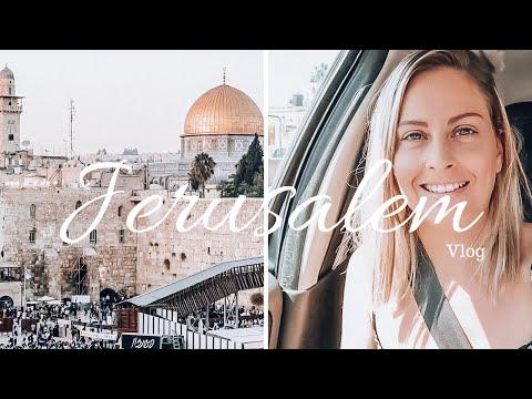 Jerusalem Travel Vlog: Holy City Tour! | Israel Part 3