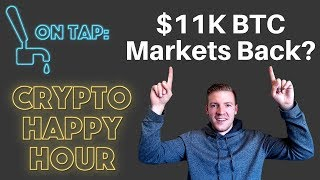 Crypto Happy Hour - BTC and Alts Rise - Feb 19th Edition thumbnail