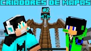 CRIADORES DE MAPAS #2 ESCADONA SPEED - DOWNLOAD