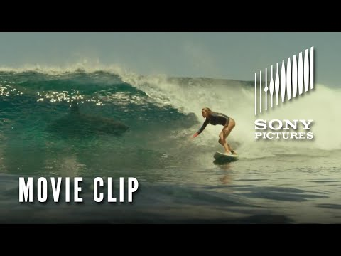 THE SHALLOWS Movie Clip - Attack (Ft. Blake Lively)