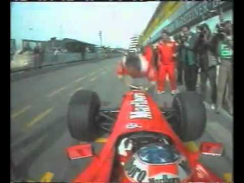 Video Lucu Pembalap F1 Crazy