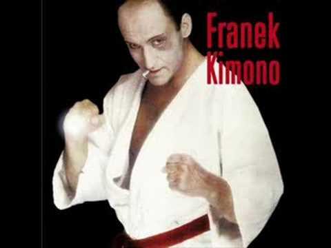 Franek Kimono-King Bruce Lee Karate Mistrz xD