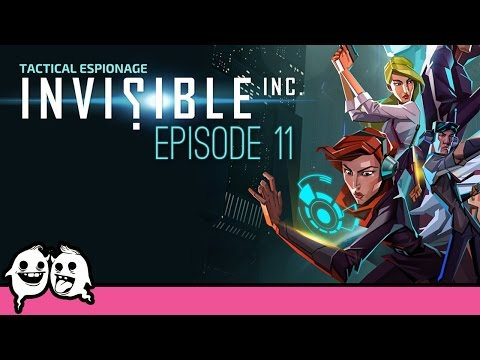 Invisible Inc - Episode 11: A Cool Heist For Cool People