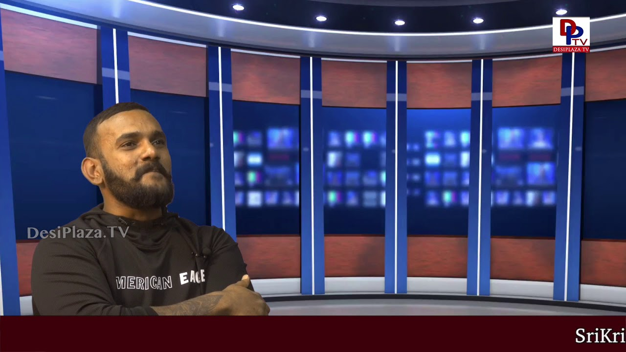 Promo -  Exclusive Interview with Vivek Teja - Indian Martial Artist on DesiplazaTV | Host : Madhav