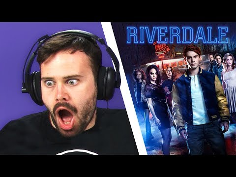 Irish People Watch Riverdale