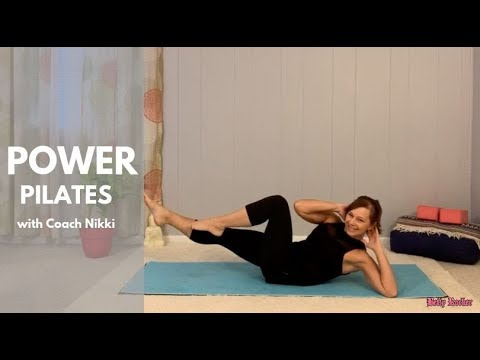 Power Pilates With Coach Nikki
