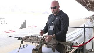 Inside Look: SIG Sauer MG 338 Machine Gun