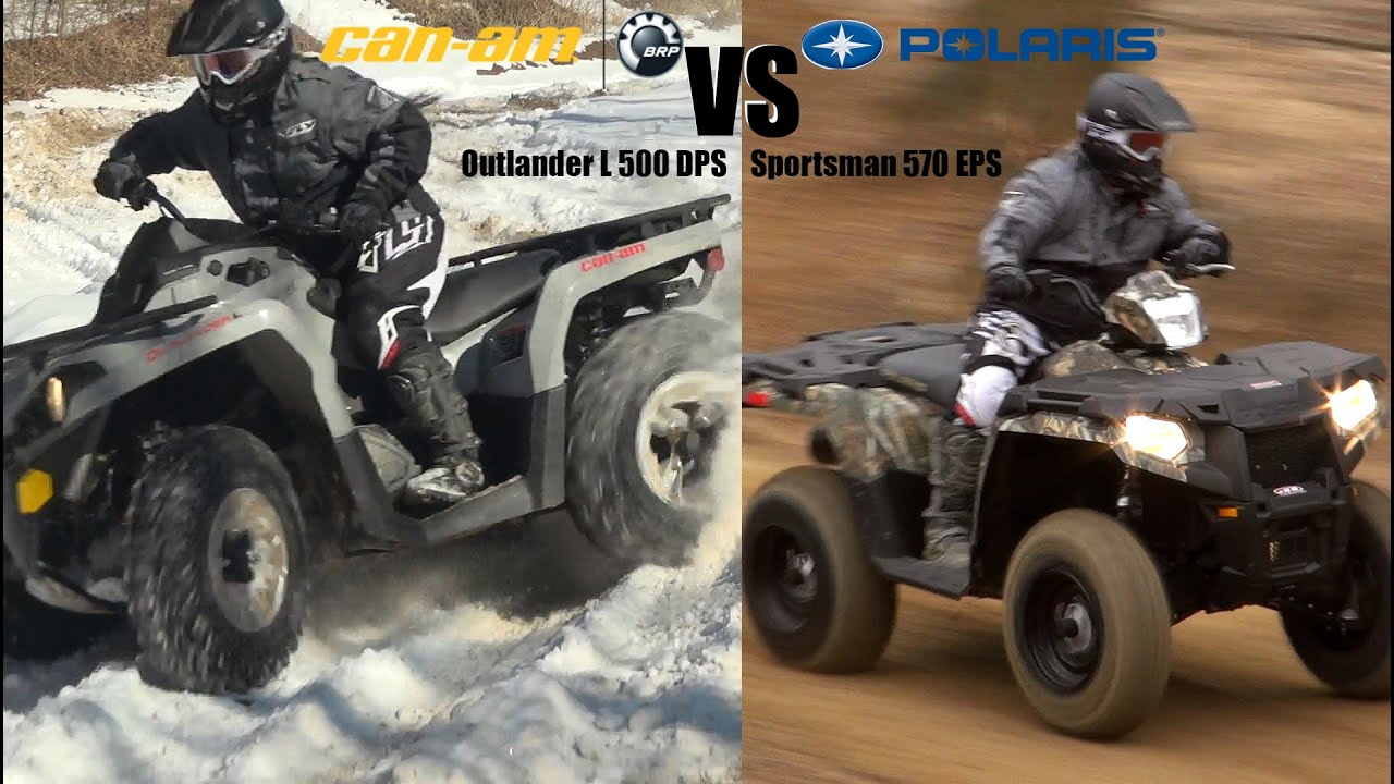 Polaris Sportsman Vs Yamaha Grizzly