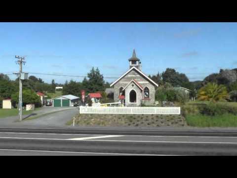 Nowa Zelandia - Wyspa Północna - 2016. New Zealand - Northern Island