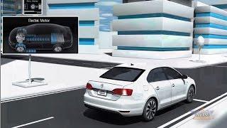 Volkswagen Jetta Hybrid Overview