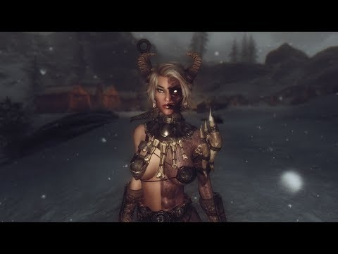 Skyrim Mod Review - Pretty Corpses Follower Pack videominecraft ru