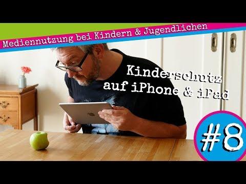 Mediennutzung #8 – Kontrolle der Mediennutzung auf iPhone und iPad