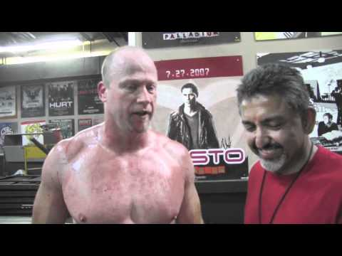EFC 2 Post-Interview with James Hall