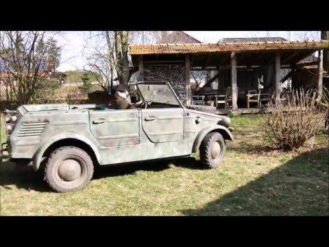 VW 181 auf Typ 82 Kübelwagen Wehrmacht optisch angleichen