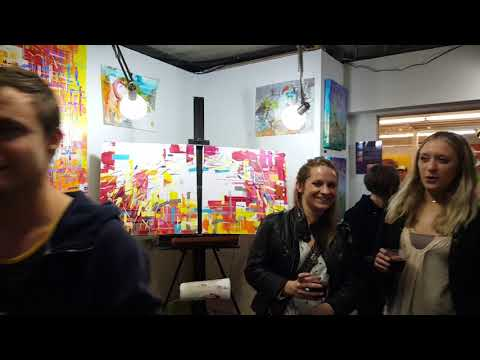 Heather's Underground Studio No. 1 | 878 Santa Fe Drive at Artwork Network