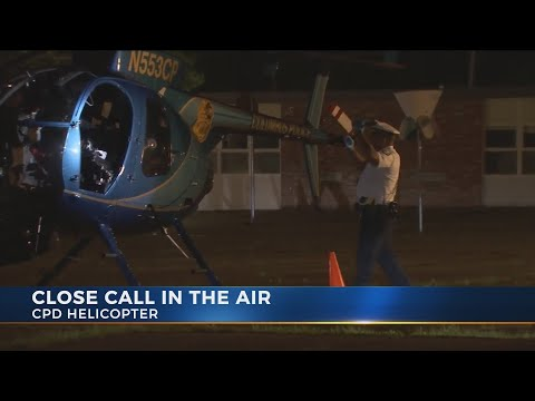 Homeland Security continues to search for suspect who flew drone close Columbus police helicopter