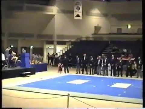 1st IFK European Championships 1995 (part 1)