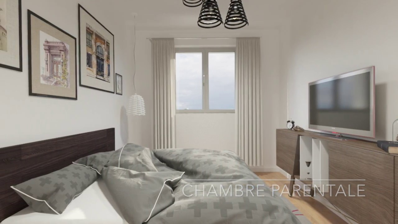maisons pierre mod le patrimoine 12 vid o 3d maison visite virtuelle youtube. Black Bedroom Furniture Sets. Home Design Ideas