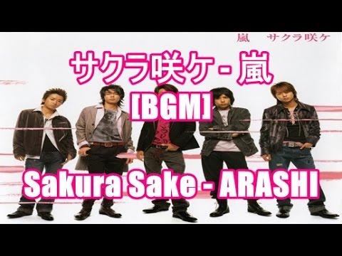 サクラ咲ケ - 嵐[BGM]Sakura Sake - ARASHI 城南予備校 CMソング