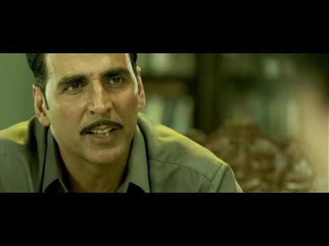 Akshay Kumar best dialogue [ movie : BABY]