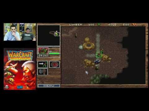 Warcraft: Orcs & Humans (PC) Live Stream