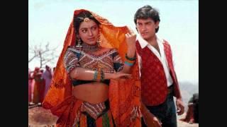 Ghunghat Ki Aad Se - Hum Hai Rahi Pyaar Ke - MP4 720p (HD) [